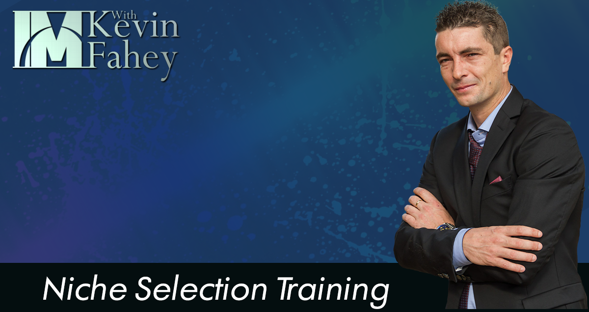 Niche Selection Training